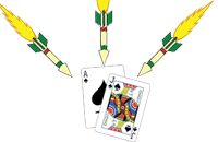 Triple Attack Blackjack Game