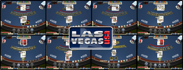 Las Vegas USA Casino blackjack games
